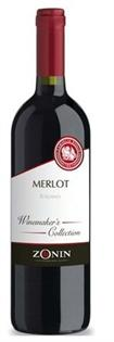 Zonin Merlot Italiano Winemaker's Collection 750ml -...